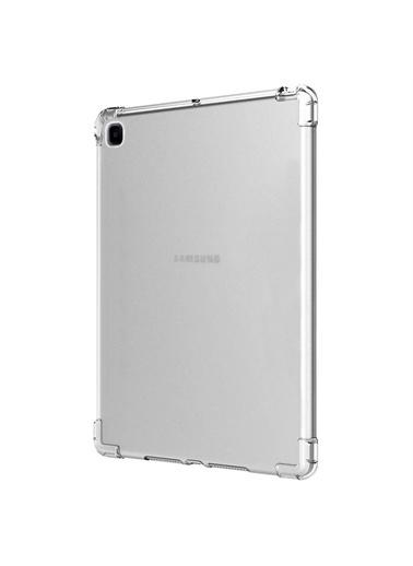 Microsonic Samsung Galaxy Tab S5E 10.5'' T720 Kılıf Shock Absorbing Şeffaf Renksiz